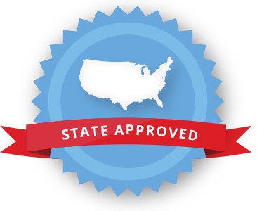 State Approved Courses!